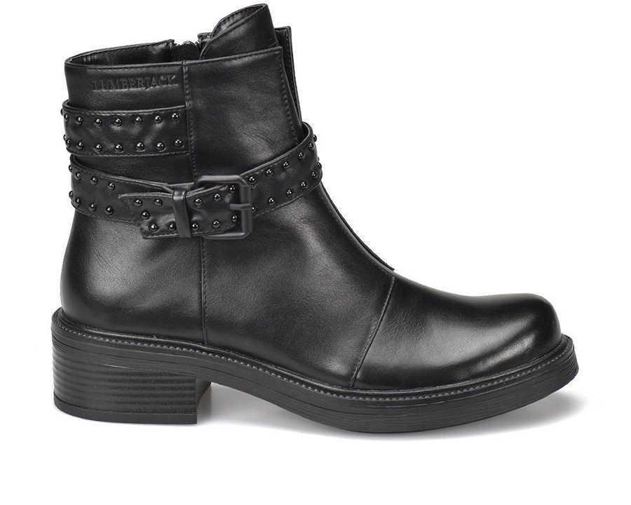 Lumberjack KARIN-SİY Kadın Günlük Ayakkabı